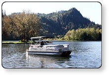 Guest First RV Resorts properties offer great amentities, including boating and boat rentals