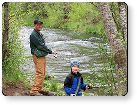 Hat creek resort rv park in old station ca the finest for Hat creek fishing