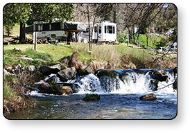 High Sierra RV Park And Campground Is The Perfect Yosemite Camping Experience Right Outside