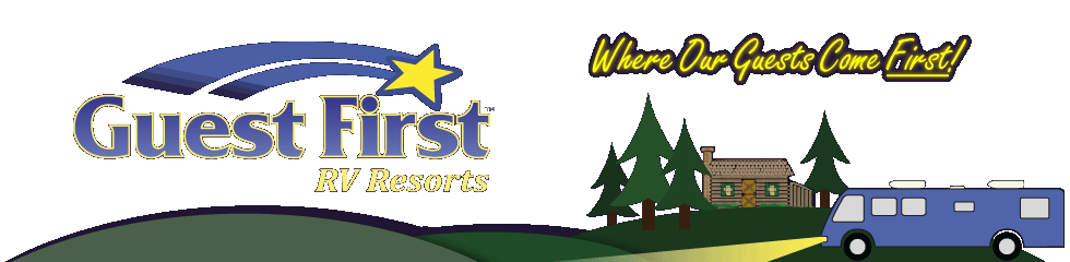 Guest First RV Resorts Header Image